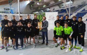 Plantilla Palma Futsal